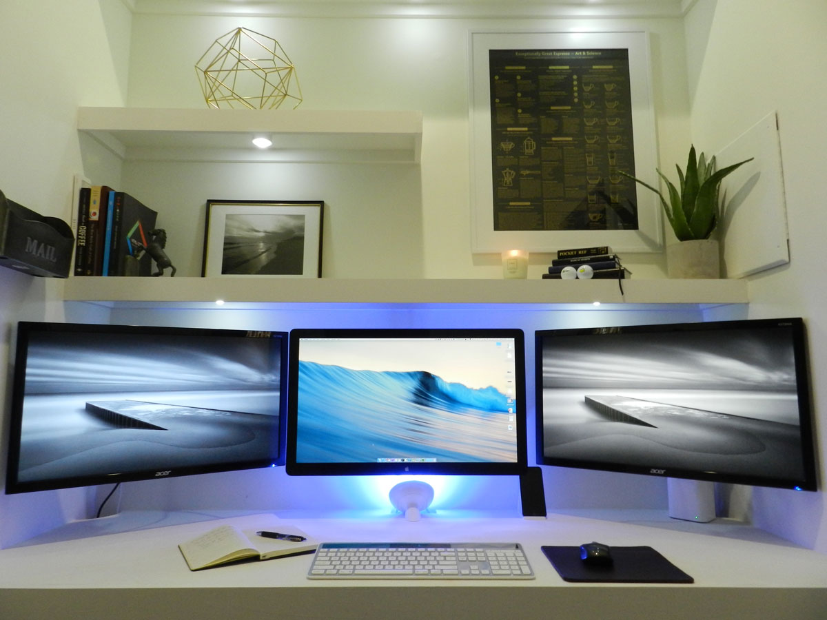 Phillip John's Mac setup