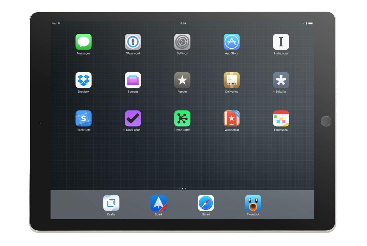 Nicholas Cole-Farrell's iOS setup