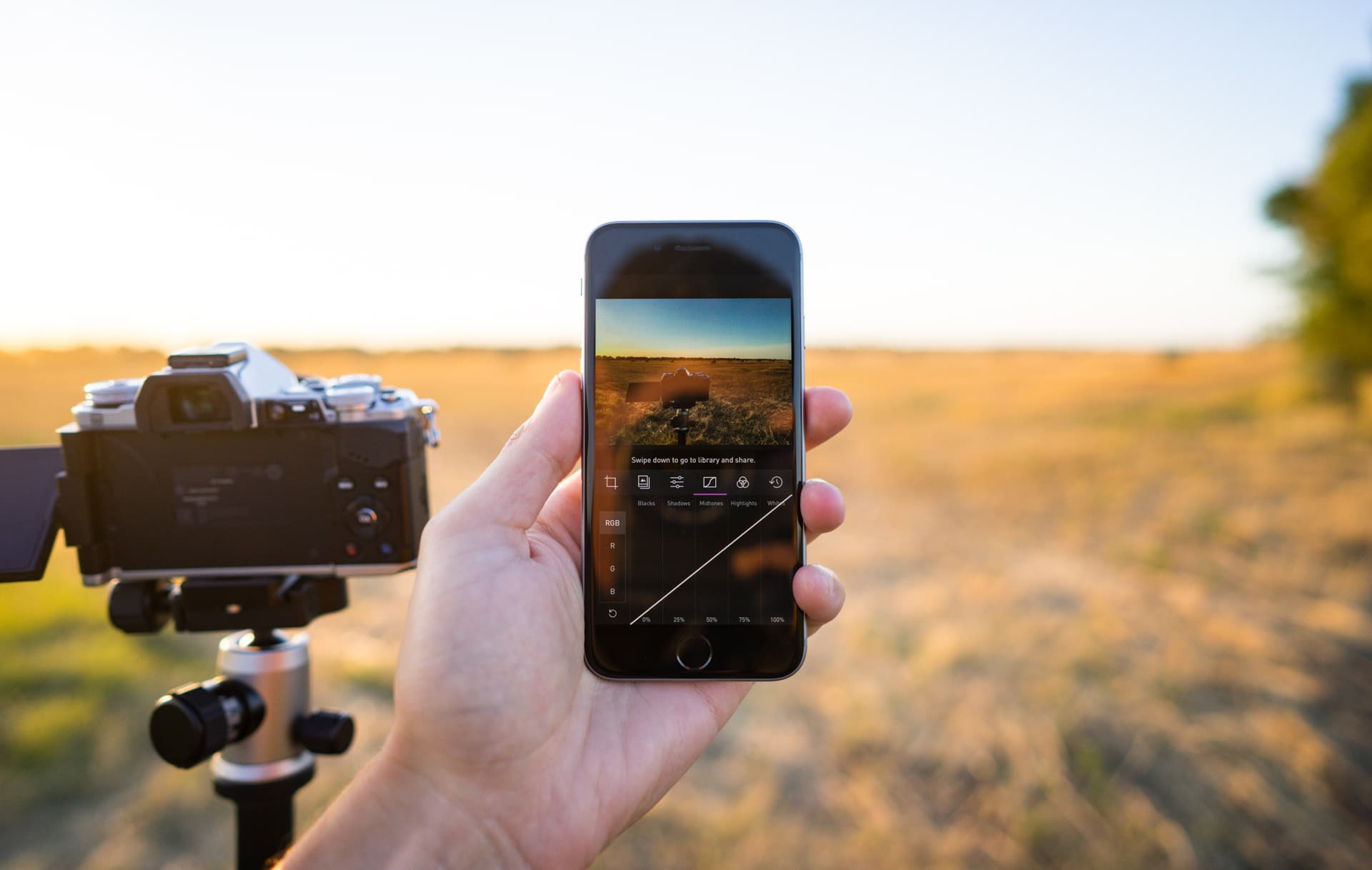The best photo editing app for the iPhone