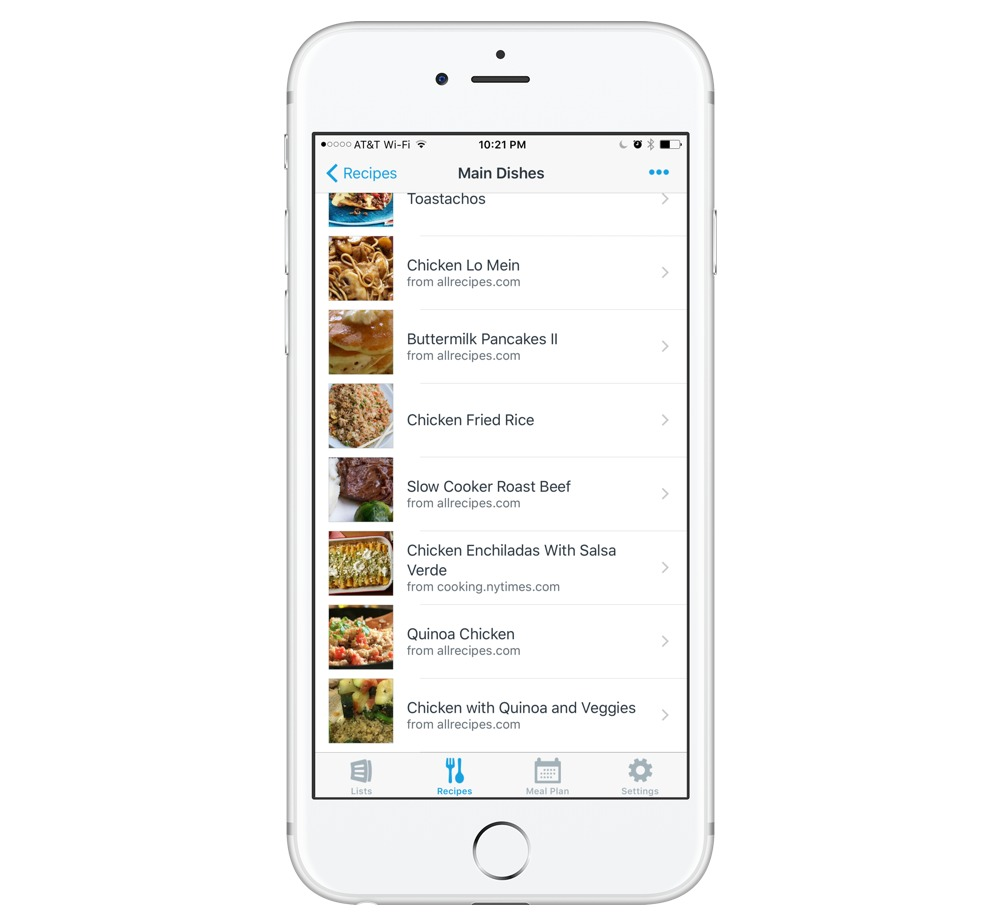 Our favorite grocery shopping app The Sweet Setup