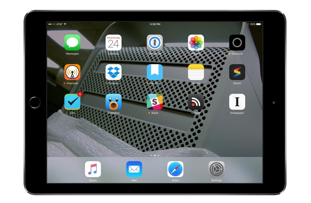 Stephen Hackett's iPad Pro