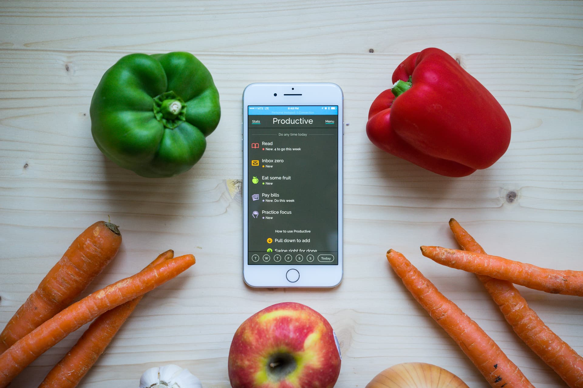 The best habit tracking app for iOS