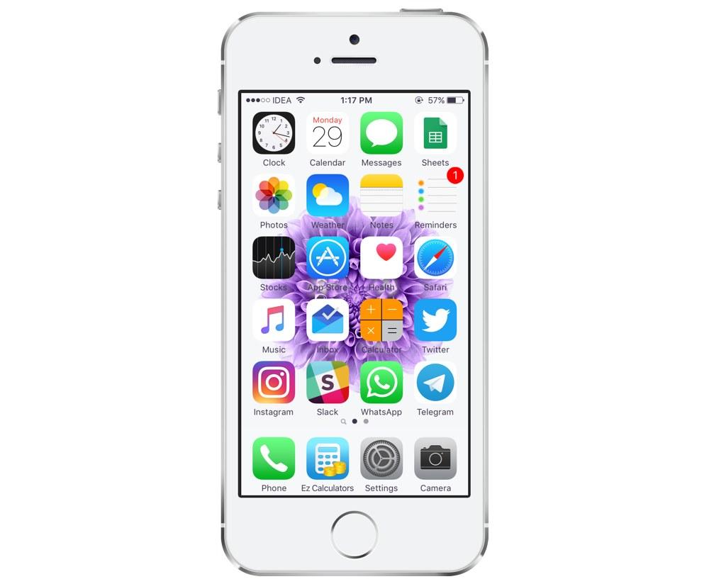 Rupesh Mahalle's iPhone