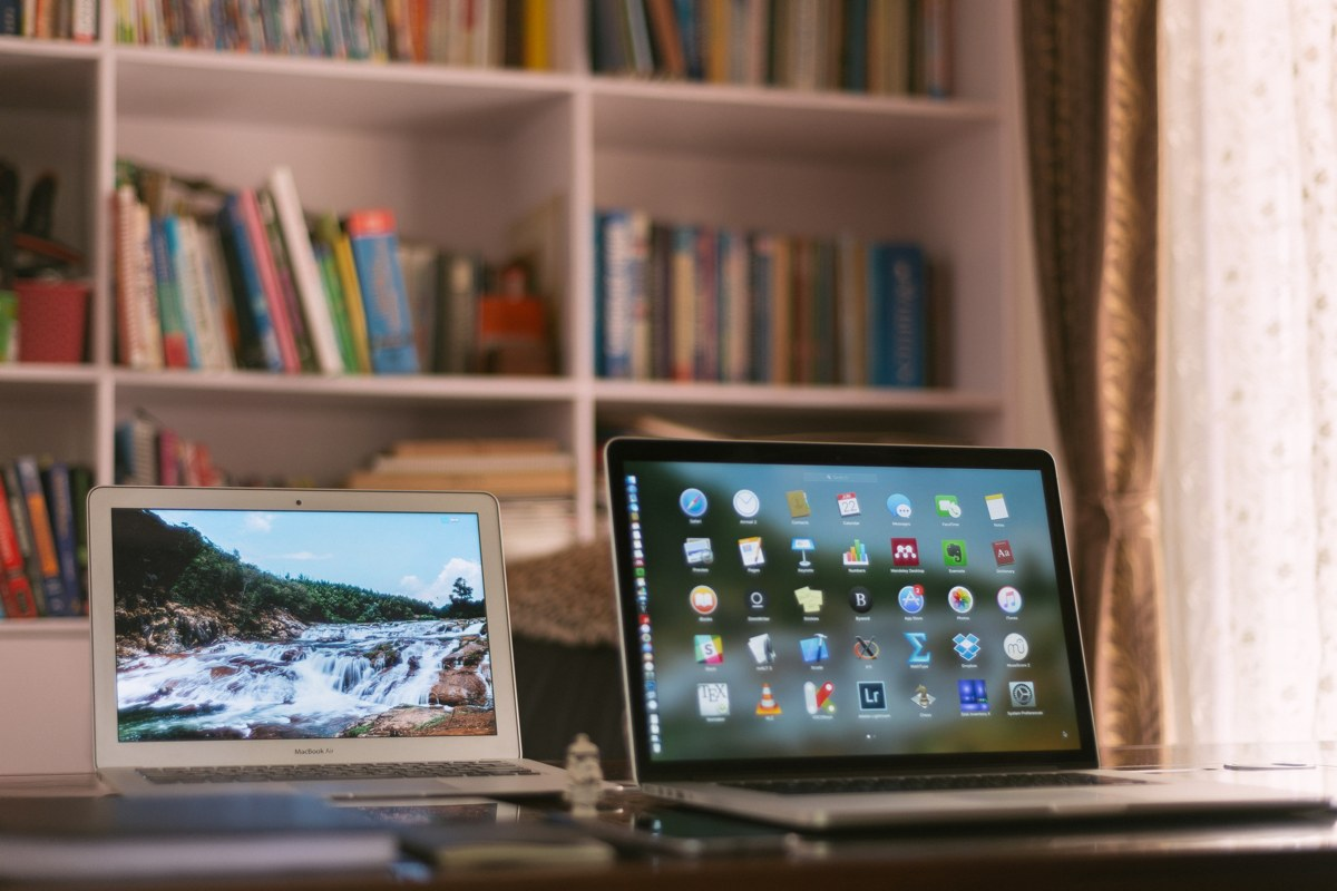 V.H. Belvadi's computers