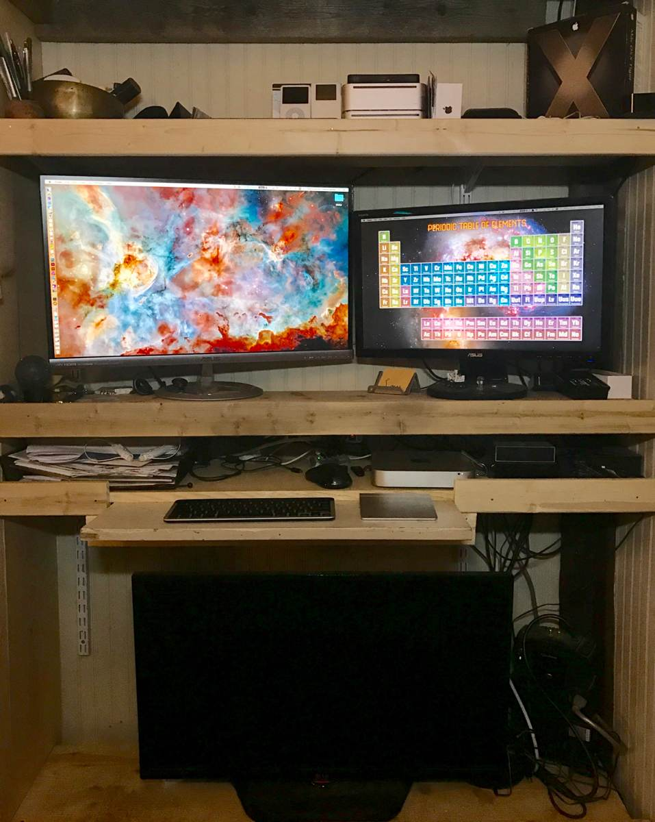 Denny Henke's Mac and iOS setup