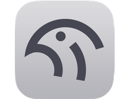Feed Hawk lets you subscribe to a site's RSS feed from the share sheet  of Mobile Safari.