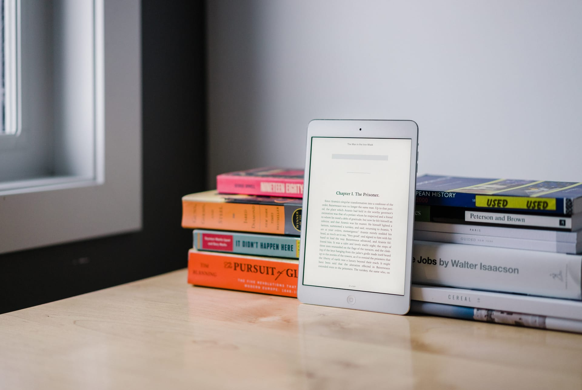 The best app for reading e-books on iOS – The Sweet Setup