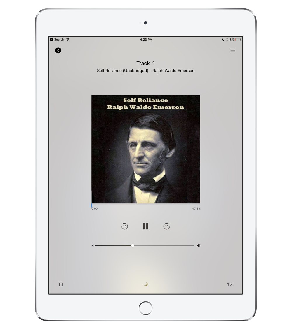 iBooks Audiobooks