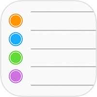 reminders app iphone how to delete