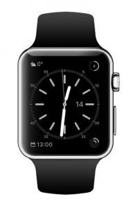Daniel Marcinkowski's Watch