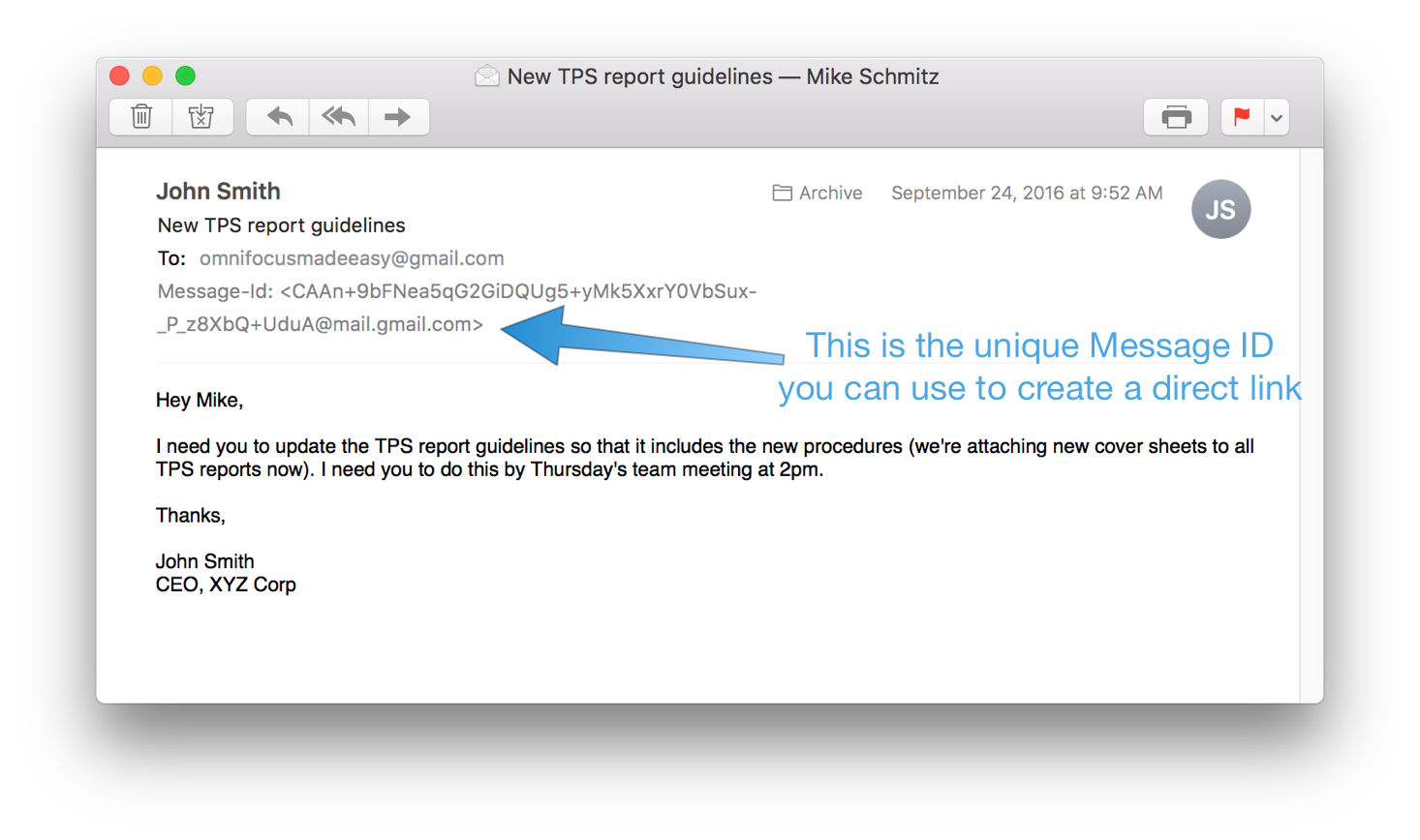 Working with email URLs on macOS – The Sweet Setup