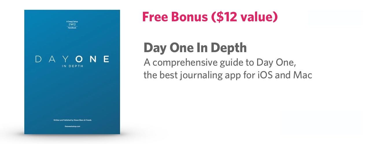 Day One in Depth -- free bonus