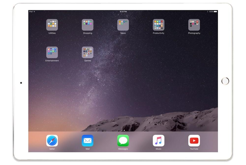 Edwin Leong's iPad Pro