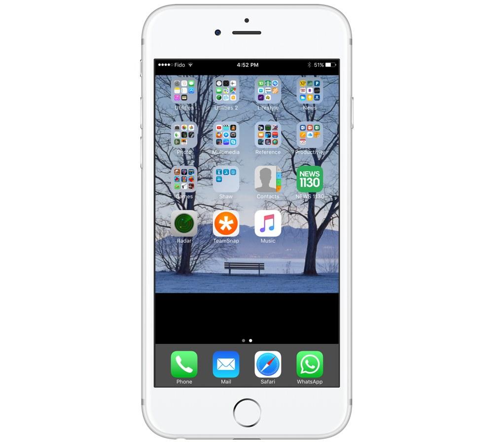 Edwin Leong's iPhone