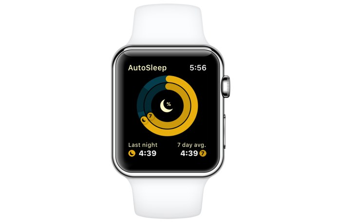 AutoSleep on Watch