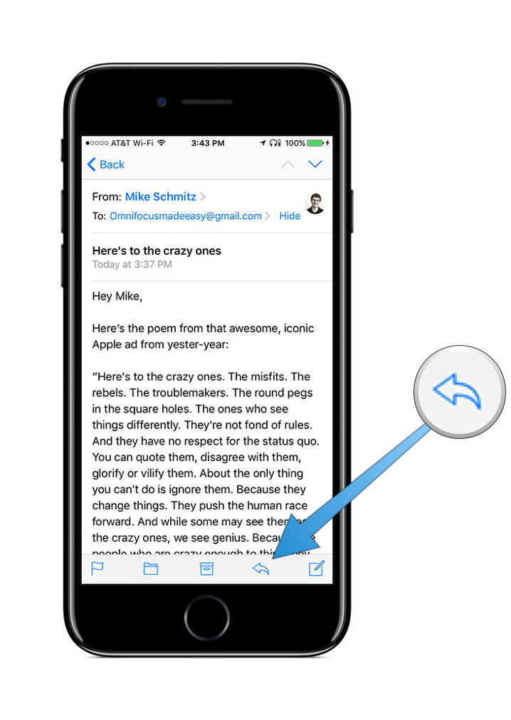 How To Save Email Messages As PDFs On IOS And MacOS