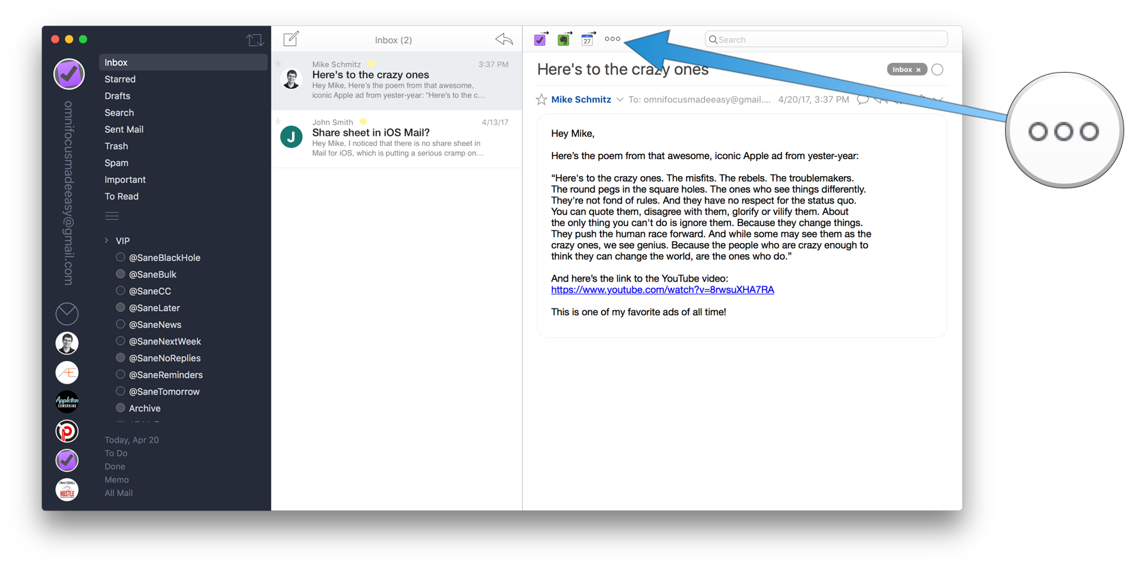How to save email messages as PDFs on iOS and macOS – The