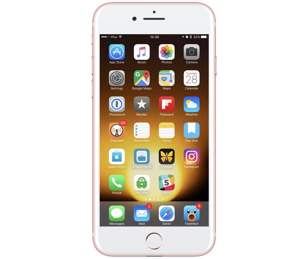 Wojtek Pietrusiewicz's iPhone