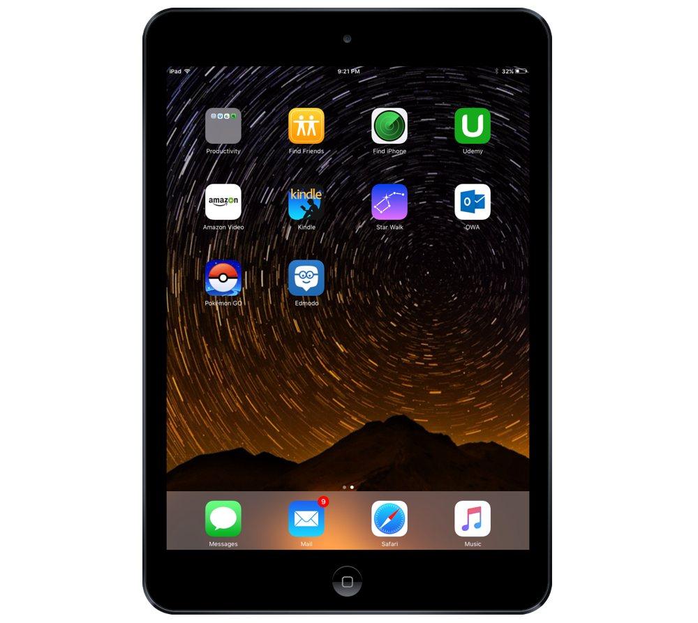 Shana Russell's iPad