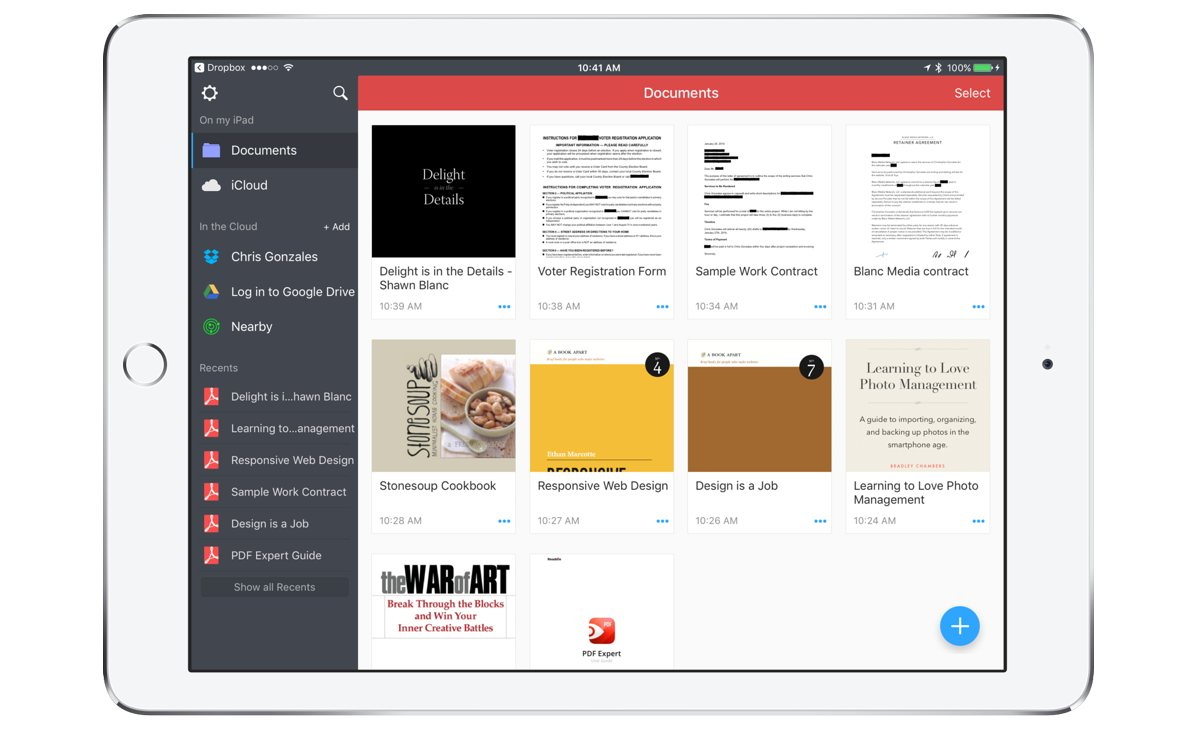 The best PDF app for Managing, Reading, and Editing — The