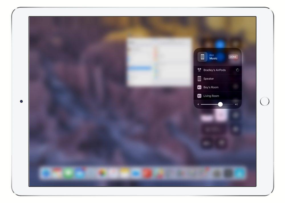 iPad AirPods 3