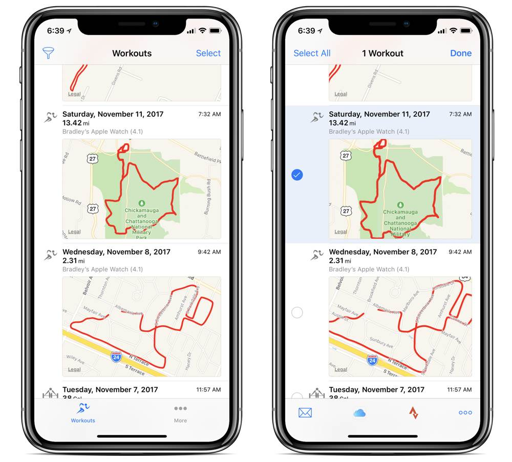 How to generate  FIT files from Apple Watch workouts – The Sweet Setup
