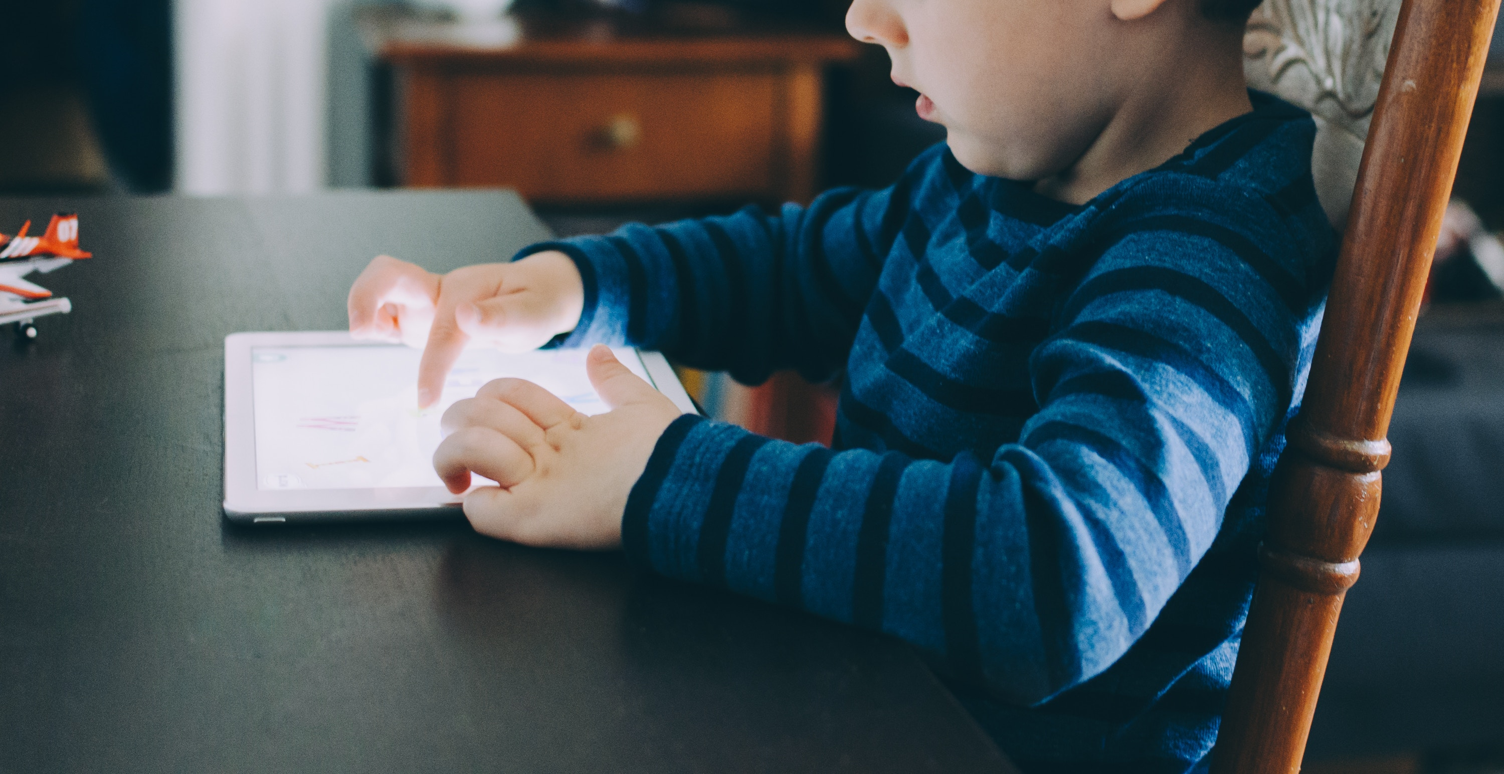 Protect your family from inappropriate content on iOS