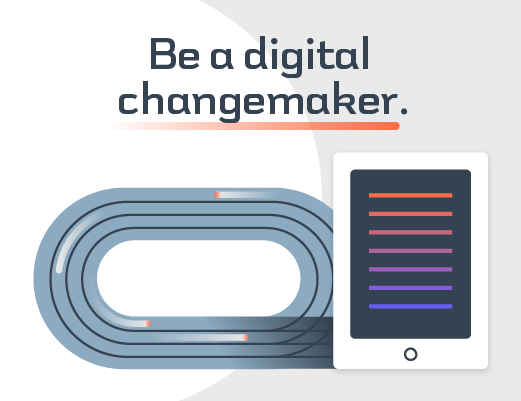 ​Sign up for the Digital Strength program and become a change-maker