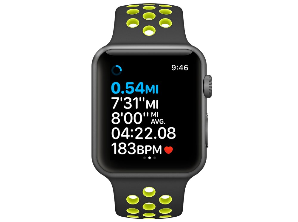 Apple Activity Watch app