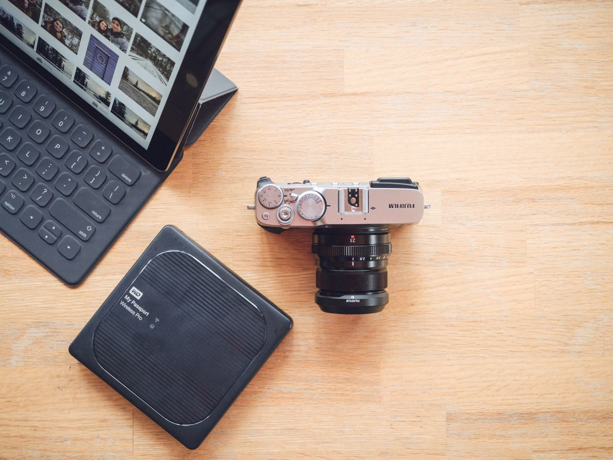 Using an iPad for photography workflows – The Sweet Setup