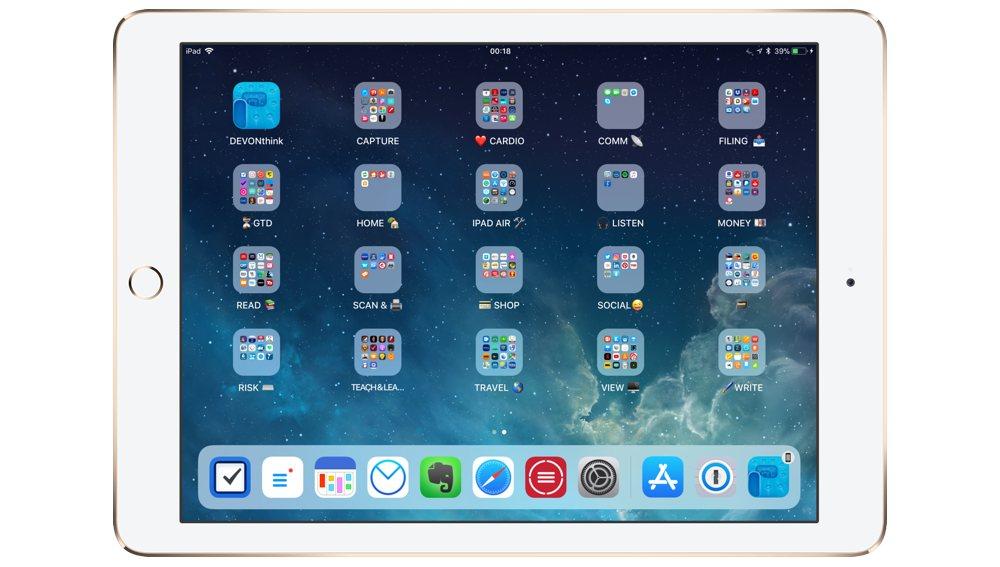 Toomas' iPad