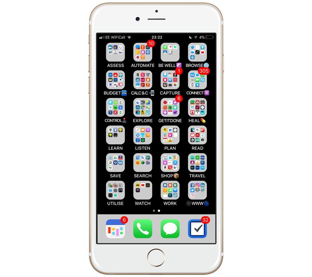Toomas' iPhone