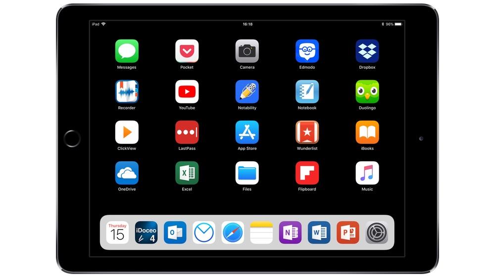 Mike Alexander's iPad Pro