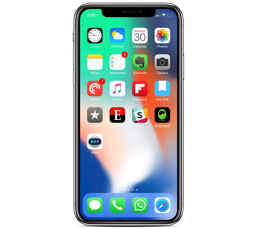 Sahil Parikh's iPhone X