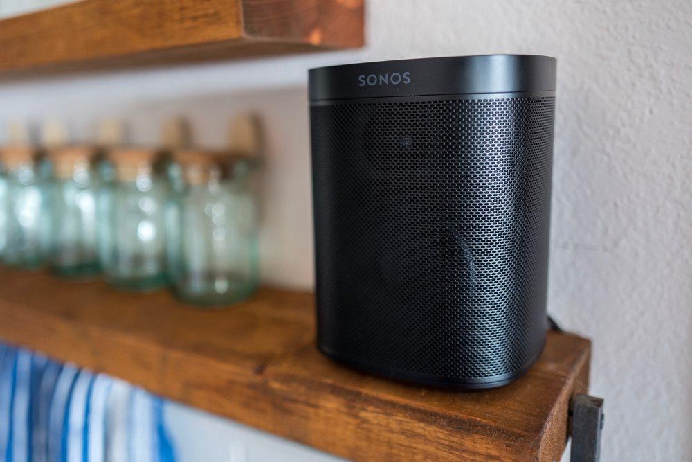 Sonos One hero