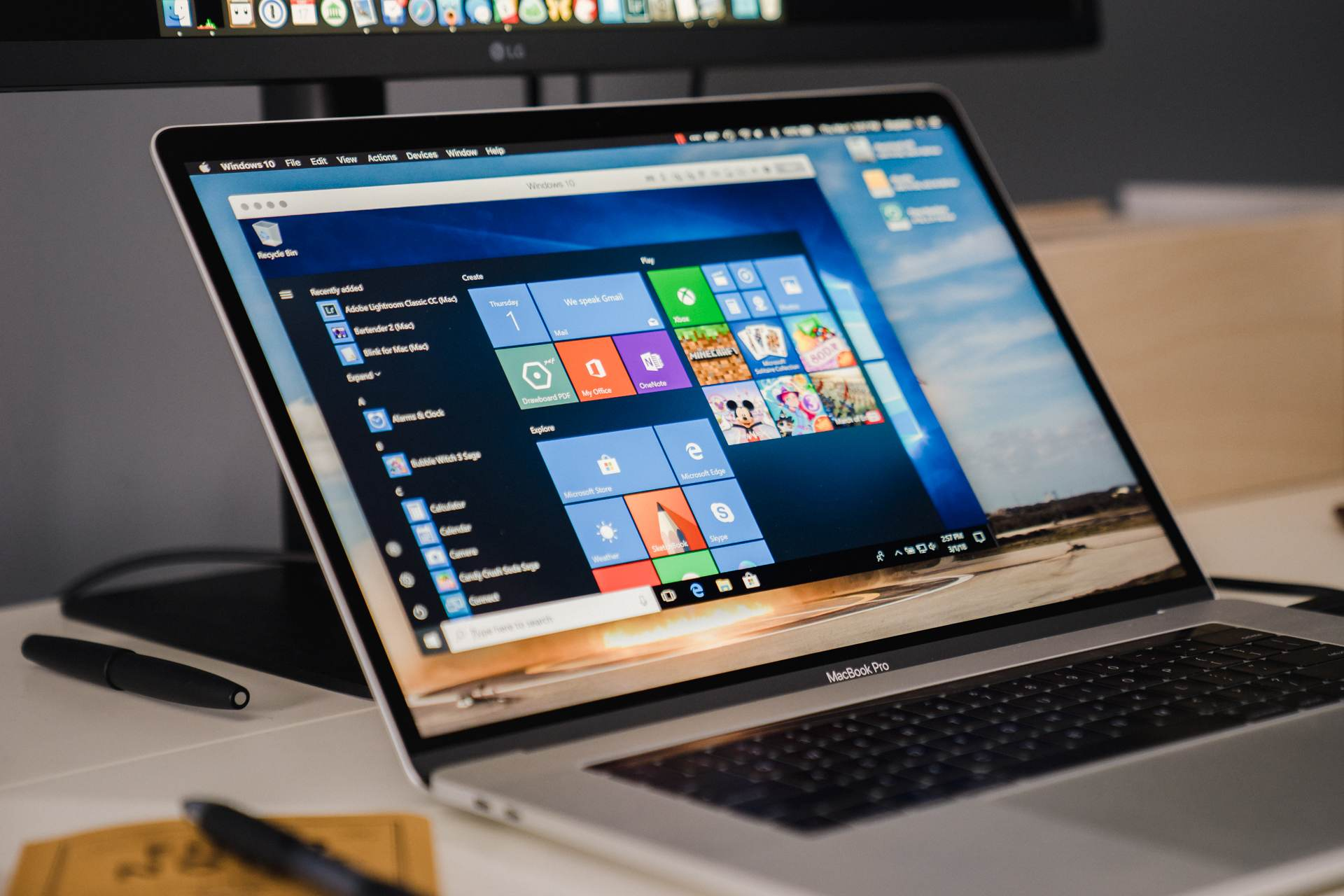 The best app for running Windows on macOS - Parallels Desktop