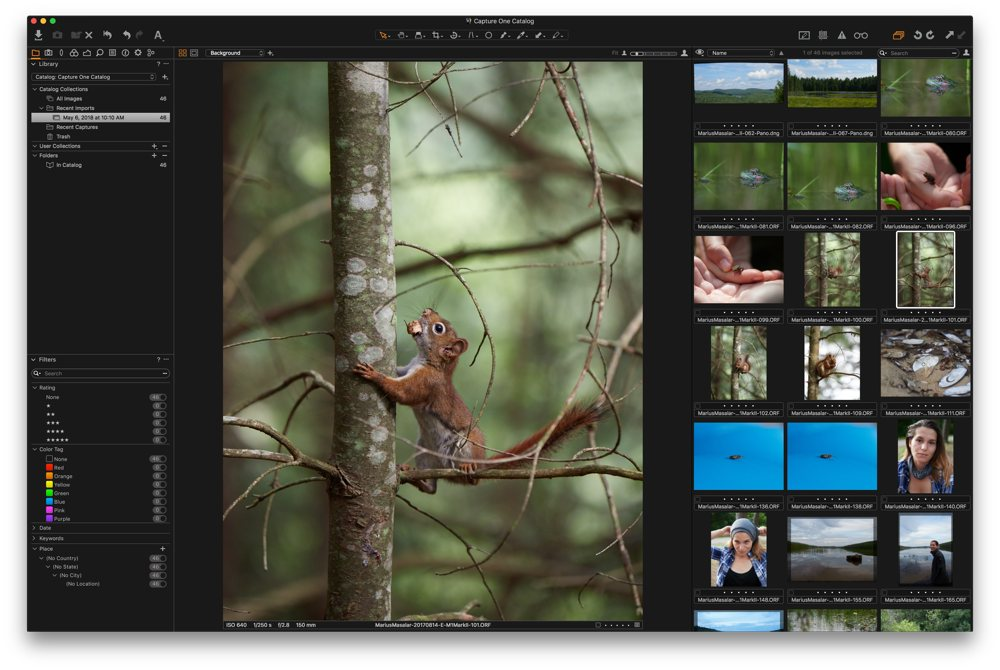 The best photo editing suite for macOS - Adobe Lightroom CC