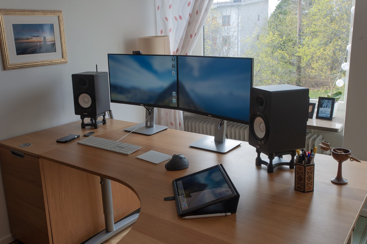 Stefan Elf's Mac setup