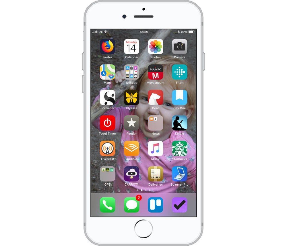Curtis McHale's Mac and iOS setup – The Sweet Setup