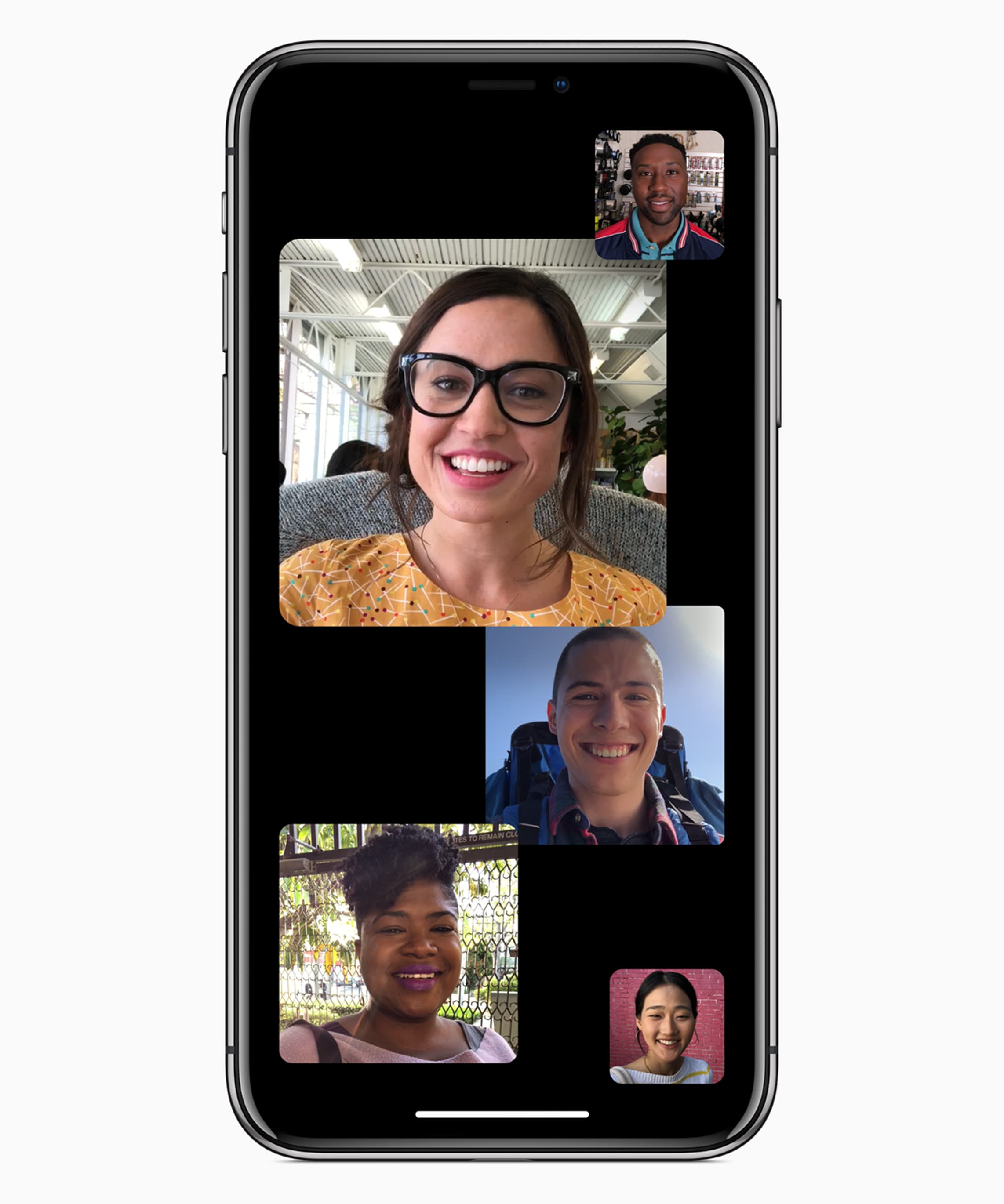 iOS 12 launches with Screen Time data features, speed