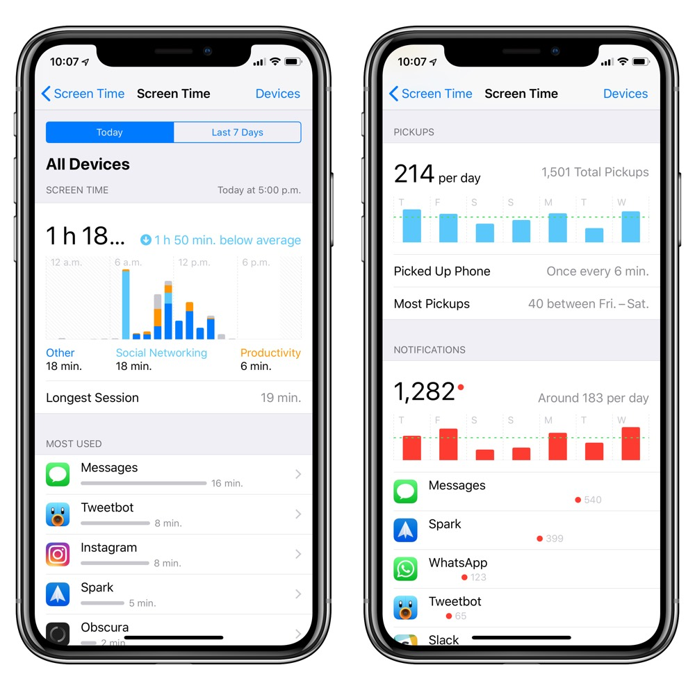 How to add individual time limits in Screen Time – The Sweet Setup