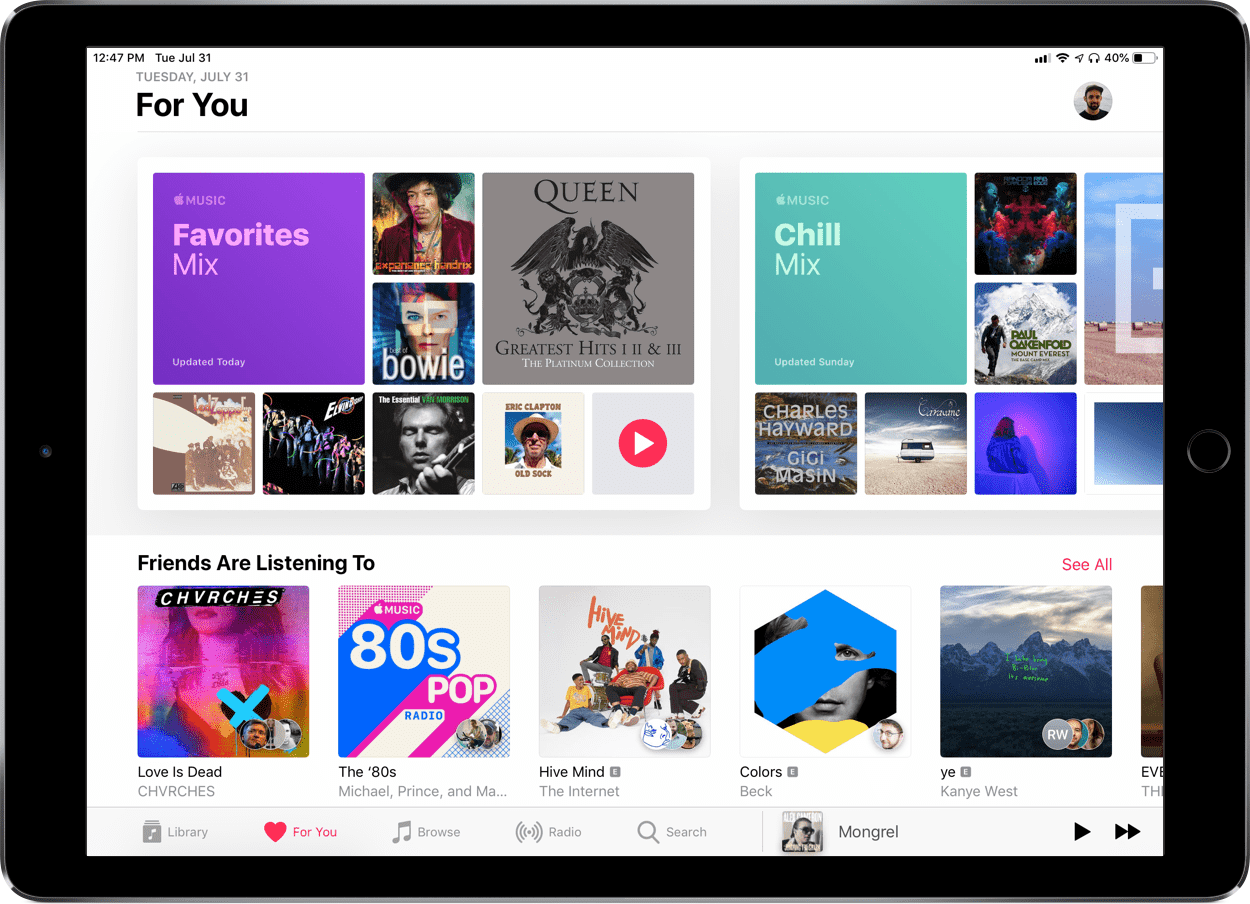 Keep a master playlist of your Apple Music Mixes using