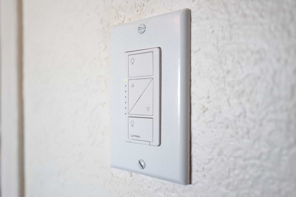 A Review Of The Lutron Caseta Dimmer Smart Switch  U2013 The