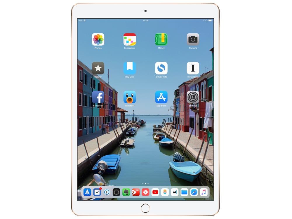 Michael Wandl's iPad Pro