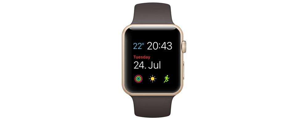 Michael Wandl's Apple Watch