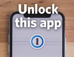 Brand new from The Sweet Setup: Video tutorials for 1Password.