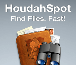 Find files in no time. HoudahSpot file search: Powerful. Fast. Easy-to-use.