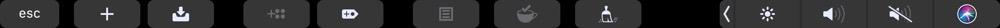 OmniFocus 3 Touch Bar