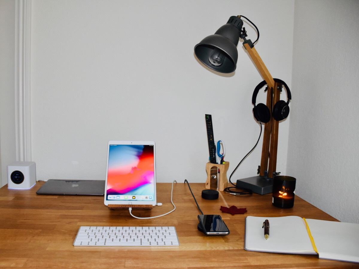 Roger Sherwood's iPad Pro and iPhone Setup