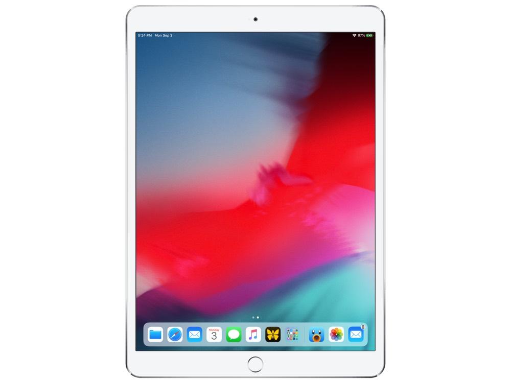 Roger Sherwood's iPad Pro